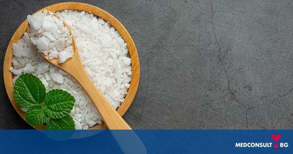 Ежедневните ползи от морската сол