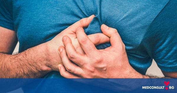 10 категории от хора, които са най-изложени на риск от инфаркт