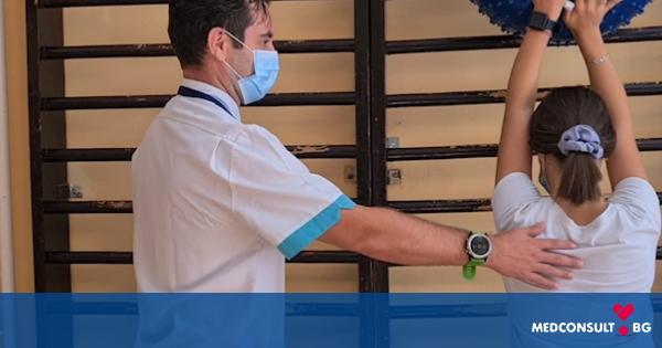 """""""МЕДИКА"""" организира скринингова кампания за гръбначни изкривявания при децата"""