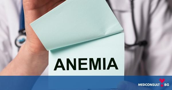 Желязодефицитна анемия при юноши